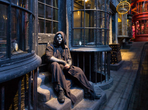 Harry Potter, London, Warner Bros., Diagon Alley