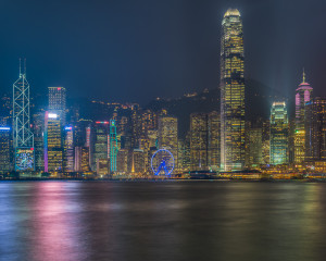 Hong Kong Lights