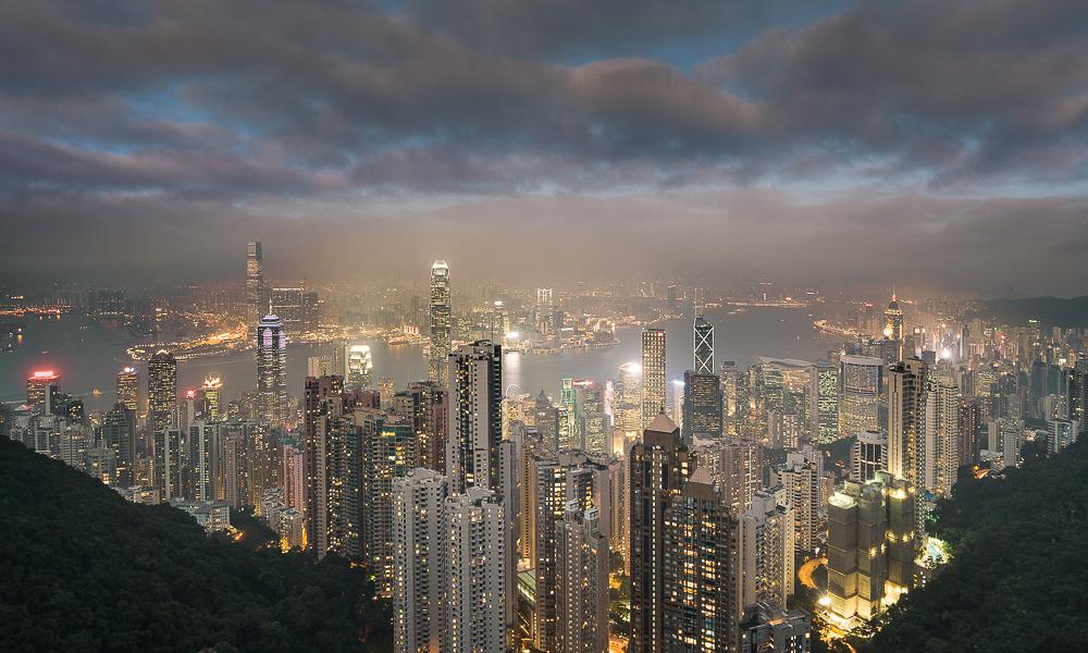 Hong Kong – Faces and Places