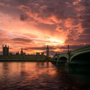 Big Ben, Parliament Building, River Thames
