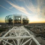 Big Ben, Parliament Building, River Thames, Eye on London